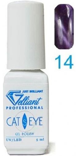 GEL POLISH CAT'S EYE GELLIANT 9ml Nº 14